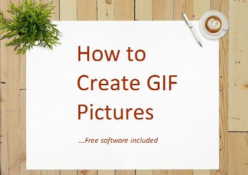 create gif pictures