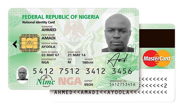 Nigerian National Identity Card